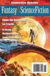 Cover of F&SF, March/April 2020